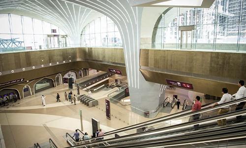 В Дохе открыли все линии метро