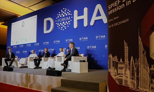 В Дохе обсудили российские инновации на Doha Forum