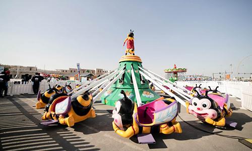 Весенний фестиваль в Сук Вакифе и Сук Аль Вакре