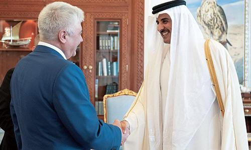 Безвизовый режим для России и Катара
