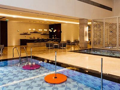 В Al Melissa Resort & Spa открылся Hydro Wellness Worlds и скандинавский ресторан Snoull