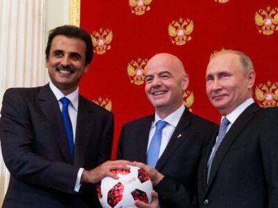 ФИФА опубликовала расписание матчей чемпионата мира 2022 года